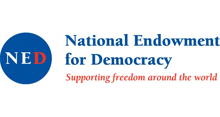 NED (National Endowment for Democracy)